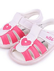 Baby Shoes Casual Sandals Red