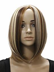 European and American Fashion High Quality Blasting in Temperament Wig