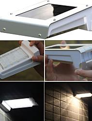 солнечной энергии света датчик движения с 16 светодиодами