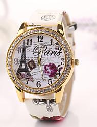 2015 nouveaux quartz de mode femmes montre en laiton montres-bracelets d'horloge reloj mujer coupon filles dropshipping étudiants
