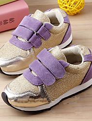Girls' Shoes Dress Comfort Fashion Sneakers Purple