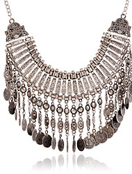 Cosy Women's Vintage/Cute/Party/Work/Casual Alloy Bohemia Style Exaggeration Vintage Necklace