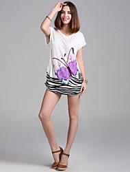 GoWani  Europe And The United States The Latest Summer Fashion T-shirt European Code