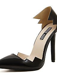 Women's Shoes Stiletto Heel Pointed Toe Pumps Dress Black