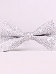 Further Purple Pattern Men Bow Ties