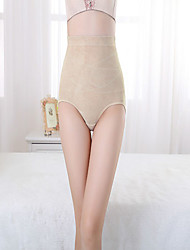 Ms.Sexy Hollow Out Tall Waist Belly in Carry Buttock Underwear