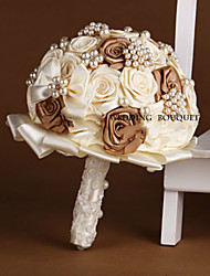 Wedding Bouquet Tender Romantic Bride Wedding Bouquet of Pure Handmade Private Custom