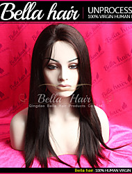 Lace Front Human Hair Wigs Brazilian Straight Hair Weave Remy Virgin Human Hair Top Hair Wig