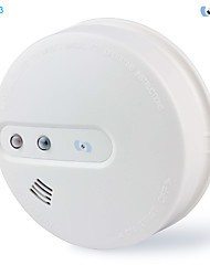 Snov VPC Series Wireless Smoke Detector Alarm SV-IS3, Work Alone, Also Work with VPC Series IP Cameras