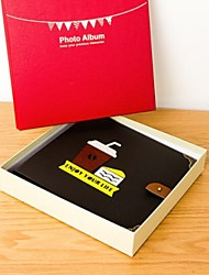Coffee Stereo Paste DIY Photo Album Box