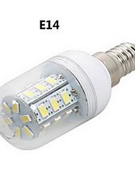 1 pc 5W E14 / G9 ha condotto il riflettore 24 SMD 5730 450-500 lm bianco caldo / freddo bianco ca 220-240 V