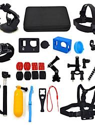 GoPro-ZubehörSmooth Frame / Schutzkappe / Stativ / Taschen / Schraube / Remote Controller Fall / Boje / Action Cam ZubehÖr
