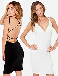 Keyi Women's  Fashion Sexy Dress