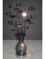 Lampe de table - Moderne/Contemporain/Traditionnel/Classique/Nouveauté - Métal - Cristal/LED/Arc