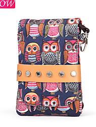 Fashion Women's Canvas Casual Shoulder Bag Retro Rucksack Messenger Bag