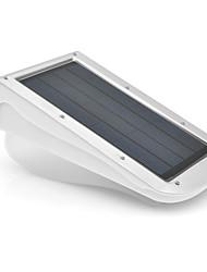 3W 38LEDs Solar LED Motion Sensor Wall Pack Security Light 4400mA Li-ion Battery