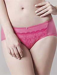 KNF Women Sexy Low Waist Smooth Panties Lady Panty Lingerie Girl Nice Panties Underwear (R177)
