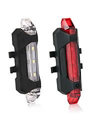 Luces para bicicleta , Luz Trasera / Otros / luces de seguridad / reflectores de seguridad / Luces para bicicleta - 4 o Más Modo 3 Lumens