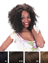 Short Human Hair 10inch Unprocessed Kinky Curly Virgin Remy Chinese Hair Machine Made None Lace Wigs
