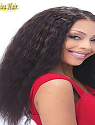 Fashion Kinky Straight Lace Front Wigs/ Full Lace Human Hair Wigs For Black Women 8A Brazilian Hair Free Shipping!!
