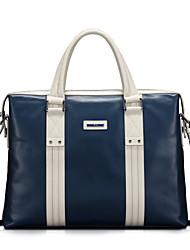 moda x.bnj alta calidad vintage-grano completo de cuero para los hombres maletines de diseño únicos bolso del negocio de mensajería