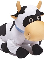 Stuffed Toys Zoobies Plush Mid Cow 40*20*18cm with blanket 135*87cm