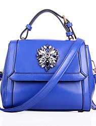 WEST BIKING® Korean Casual Summer Fashion Diamond Ladies Handbag Portable Diagonal Bag