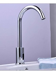 Bathroom Basin Hands Free Automatic Electronic Mixer Sensor Tap Faucet