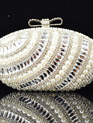 Handbag Crystal/ Rhinestone/Luxurious Satin Evening Handbags With