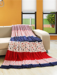 Hot!!!Warm Blankets Microfiber Blanket 100% Flannel Blanket