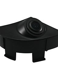 Glass Lens 170° HD CCD Car Front View Camera in the Toyota Logo for High Lander 6V/12V/24V Wide Input Waterproof