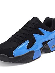 Walking/Men's Shoes Blue/White/Gold