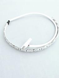 z®zdm 5w froid / blanc chaud 30cm de lumière 18pcs 5050 cas d'interface 4pin ide conduit DC12V imperméable à l'eau