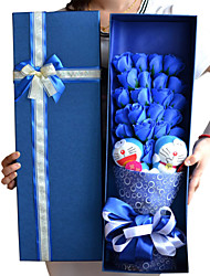 SOAP FLOWER A Doraemon Gift Cartoon Bouquet Graduation Present