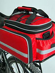WEST BIKING® Sac de Vélo 10-25LLSac de Porte-Bagage/Double Sacoche de Vélo / Etuis de SacEtanche / Séchage rapide / Bande réfléchissante