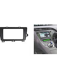 carro fascia rádio para Toyota Prius (roda direita) instalação tablier dvd cd kit fit traço guarnição auto-rádio