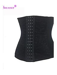 SYU®Women Cotton Blends Hook & Eye Underbust Corset