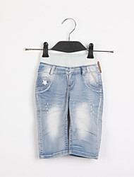 Girl's Pants,Denim Fall / Spring Blue
