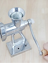 Meat Grinder Mincer Machine Maker + Sausage Filler Attachment Aluminum Alloy