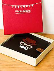 Album per foto ( Bianco/Nero , 51 - 100 ) - Classico