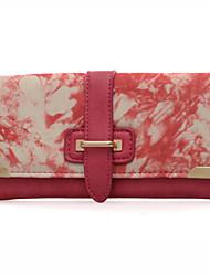WeiYi Women's Fashion Elegant Sell Like Hot Cakes Pyrograph Wallet