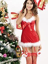- Santa Anzüge - für Frau - N/A - mit Kleid