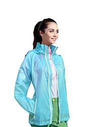 Veste ( Blanc/Bordeaux/Bleu Ciel ) deCamping & Randonnée/Chasse/Pêche/Escalade/Fitness/Sport de détente/Cyclisme/Ski de fond/Hors