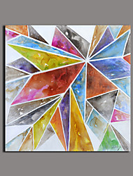 Abstract Oil Painting Hand-Painted Wall Art Other Artists Printed Plus Handpainted P675-1