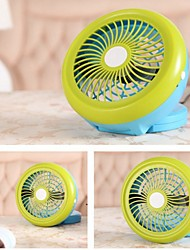 New Mini USB Folding Compact Desktop Fan (Assorted Colors)