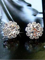 SP Fashion Popular Rhinestoen Crystal Earrings