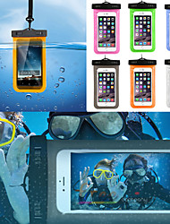 Universal Waterproof Pouch Bag PVC Cell Phone Case for iPhone 7 / iPhone 6s / iPhone 6 Plus / Samsung / Huawei and Other Mobile Phone