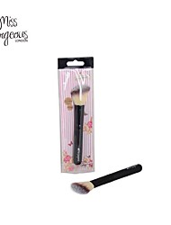 MISS GORGEOUS Fashion Professional Makeup Brushes Beauty Oblique Make Up Brushes For Women Cosmetic Brushes Blush Brush