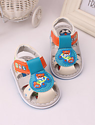 Baby Shoes Outdoor/Casual Sandals Blue/Brown/Beige