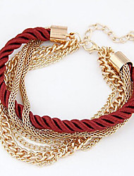 New Arrival Fashional Popular Hot Selling Multilayer Chain Bracelet